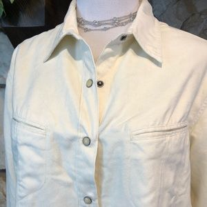 Columbia Button Up ladies top